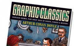 Graphic Classics dedicato a Conan Doyle