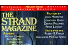 The Strand Mystery Magazine