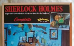 Sherlock Holmes: il nuovo 45 giri colorato da collezione
