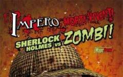 L'Impero dei morti viventi - Sherlock Holmes vs Zombi!