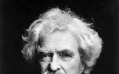Mark Twain, scoperto racconto