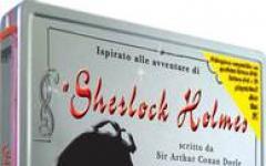 Sherlock Holmes e l'orecchino d'argento arriva in dvd