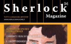 "Trentaquattresimo numero per ""Sherlock Magazine"""