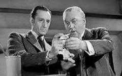 """Basil """"Sherlock Holmes"""" Rathbone"""