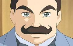 Miss Marple e Poirot parlano giapponese