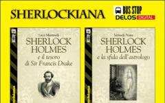 "Delos Digital, parte ""Bus Stop Sherlockiana"" e molto altro..."