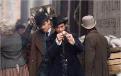 Comincia a formarsi la squadra per Holmes 2?
