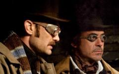 Nuove immagini di scena da Sherlock Holmes 2