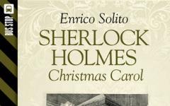 Bus Stop Sherlockiana: Sherlock Holmes Christmas Carol