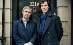 Ultima tappa per Sherlock