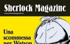 Quindicesimo numero per la Sherlock Magazine su carta!