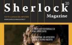 E' uscita la Sherlock Magazine n. 20