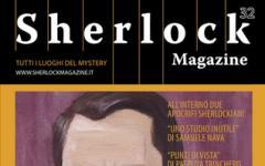 Sherlock Magazine 32 disponibile online sul Delos Store