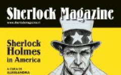 La prossima Sherlock Magazine