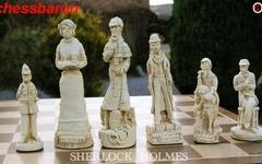 Sherlock Holmes e il gioco degli scacchi