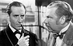 Gialloluna Neronotte dedicato a Sherlock Holmes