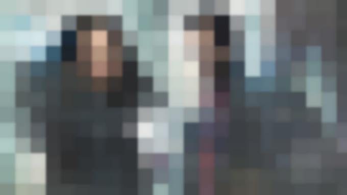 Lucy Liu e Jonny Lee Miller nei panni di Watson e Sherlock Holmes in <i>Elementary</i> (CBS)