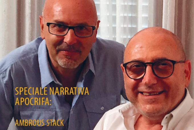 Sulla destra Gabriele Mazzoni, a sinistra Luigi Pachì