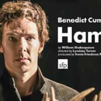 Il candidato all'Oscar  Benedict Cumberbatch è Amleto