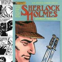 La strenna natalizia di Sherlock Holmes. L'avventura nel fumetto