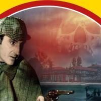 Holmes e l'isola della follia