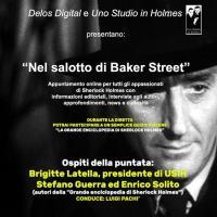 """Appuntamento per oggi """"Nel salotto di Baker Street"""""""