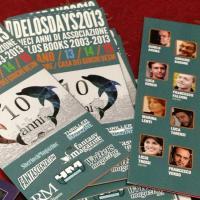 Delos Days 2013: decennale dell'associazione Delos Books, anche in chiave sherlockiana