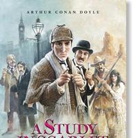 Un grande Nis Jessen e il suo Sherlock Holmes