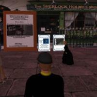 Nella Londra vittoriana di Second Life