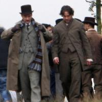 Prime immagini di Sherlock Holmes 2