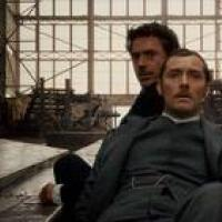 "Viral Marketing per il film ""Sherlock Holmes"""