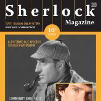 "In spedizione la ""Sherlock Magazine""  n. 28"